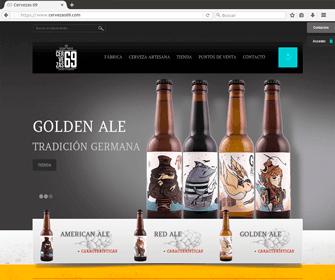 Tienda Online Cervezas69