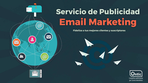 Servicio de Publicidad Email Marketing
