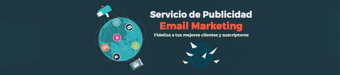 Servicio de Publicidad Email Marketing