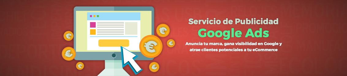 Servicio de Publicidad en Internet, Google AdWords